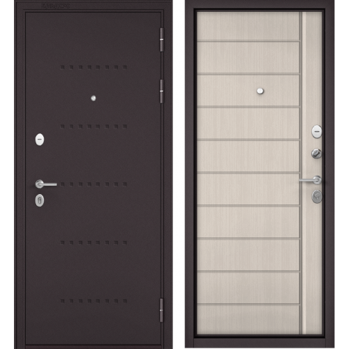 Дверь Бульдорс Масс 90 (Mass 90) 9S-136 Ларче бьянко